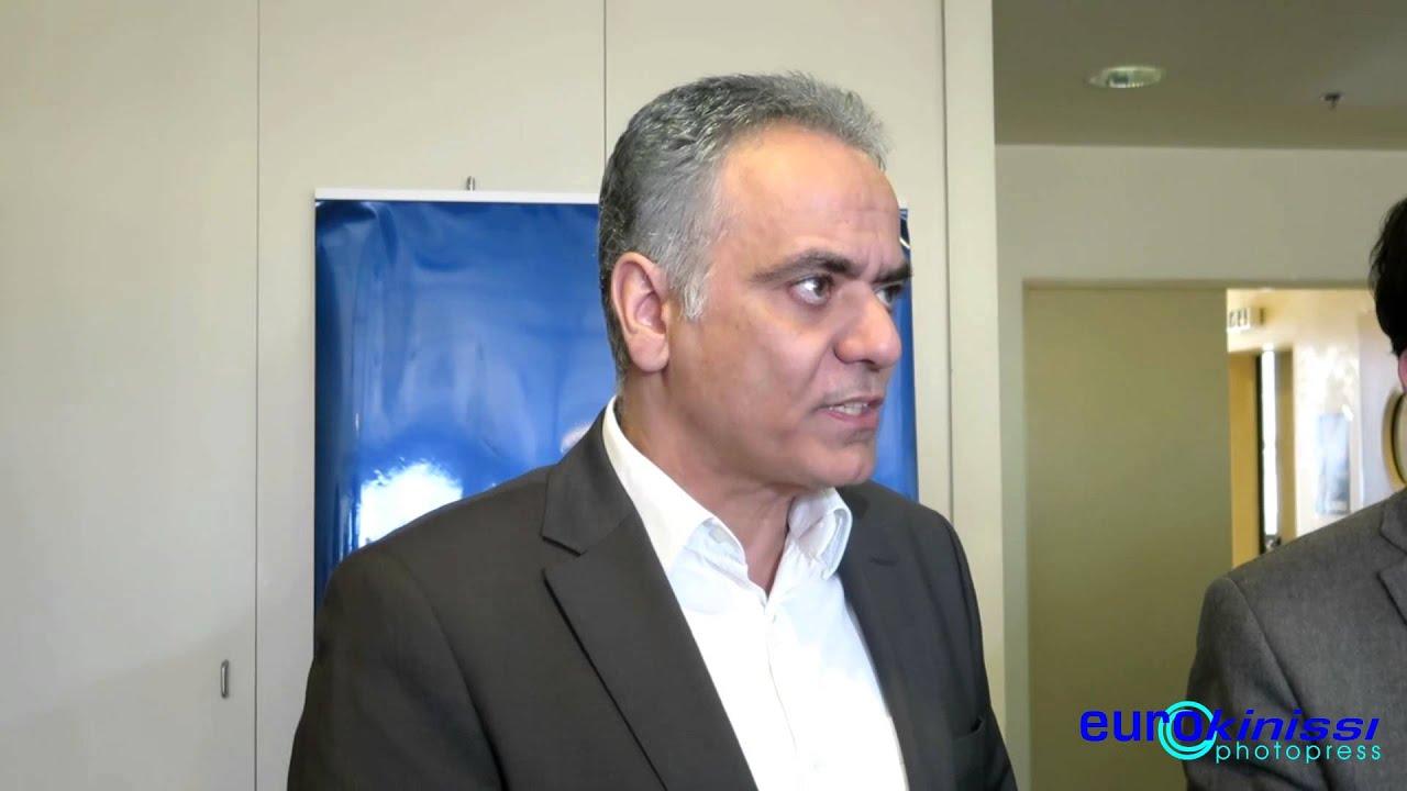 Π. Σκουρλέτης: Η Ελλάδα μπορεί να γίνει περιφερειακός ενεργειακός κόμβος