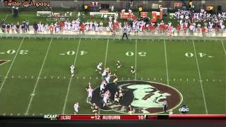 Andre Ellington vs FSU (2012)