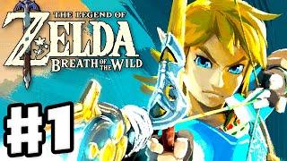 Download Lagu The Legend of Zelda: Breath of the Wild - Gameplay Part 1 - Link Awakens! (Nintendo Switch) Mp3