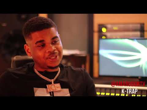 K-Trap Interview: The Perspective With Amaru Don TV