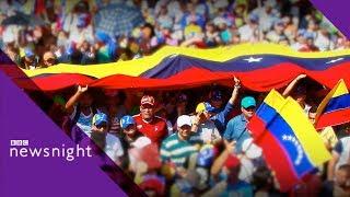 Is Venezuela headed towards civil war? - BBC Newsnight