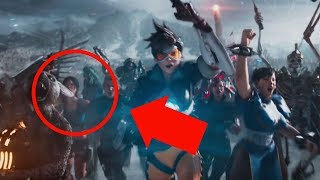 Video EVERY Pop Culture Easter Egg in Ready Player One Trailer #2 MP3, 3GP, MP4, WEBM, AVI, FLV Juni 2018