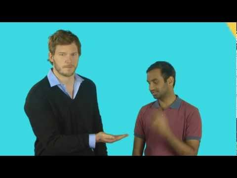 Give a S**t about Cancer with Aziz Ansari