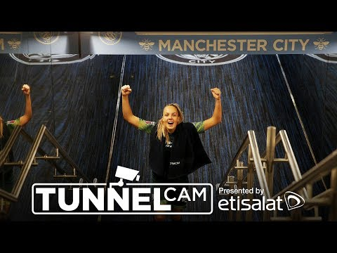 Video: City win the Derby! | Tunnel Cam | Man City 1-0 Manchester United