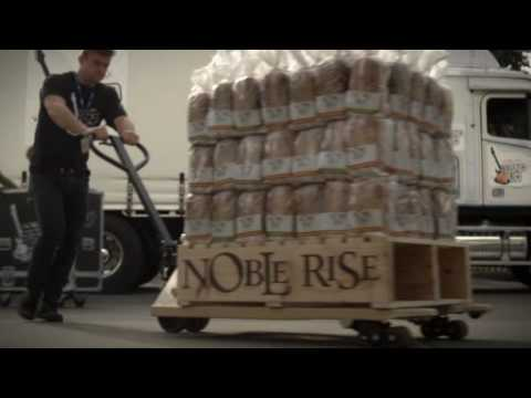 Noble Rise 'Bland Aid' Launch