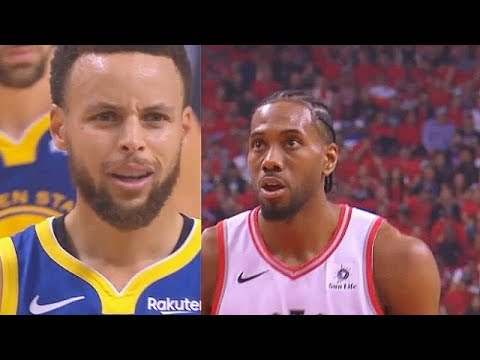 Warriors Force Game 6 In Game 5 Final Minutes vs Raptors! 2019 NBA Finals