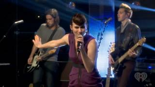 "Karmin - "" Crash Your Party "" Live @ iHeartRadio"