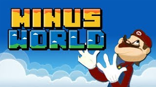 HUGE ANNOUNCEMENT - Introducing Minus World!
