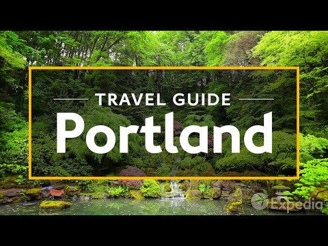 Portland Vacation Travel Guide