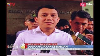 Video PKB Resmi Laporkan Ustaz Yahya Waloni ke Bareskrim Polri - BIP 22/09 MP3, 3GP, MP4, WEBM, AVI, FLV Mei 2019