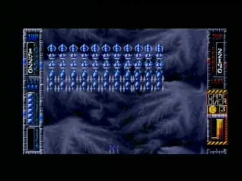 Super Space Invaders Amiga