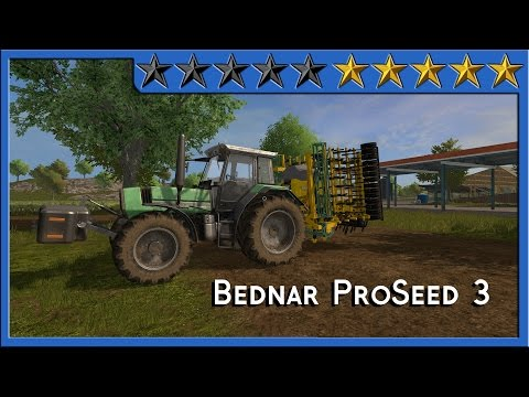 Bednar ProSeed 3 v1.0