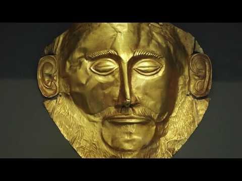 Mask of Agamemnon, Mycenae