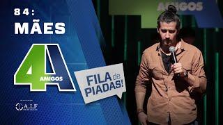 Video FILA DE PIADAS - MÃES - #84 MP3, 3GP, MP4, WEBM, AVI, FLV Mei 2018
