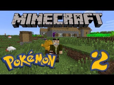 Pokemon en Minecraft 1.4.5
