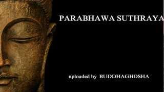 PARABHAVA SUTHRAYA
