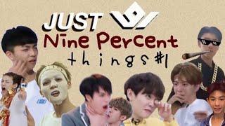 Video JUST NINE PERCENT (百分九少年) THINGS #1 {IDOL PRODUCER/偶像练习生} MP3, 3GP, MP4, WEBM, AVI, FLV April 2018