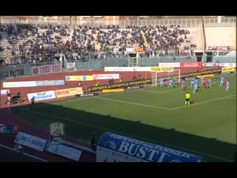 Livorno vs Albinoleffe 4-1 All Goals | 10.03.2012