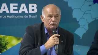 Engenheiros agrônomos participam de evento em Aracaju