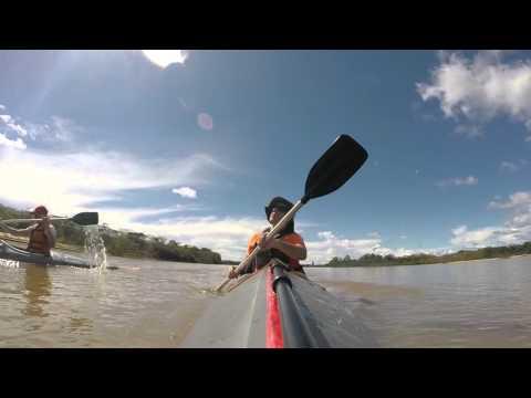 Remada pelo Rio Branco em Boa Vista