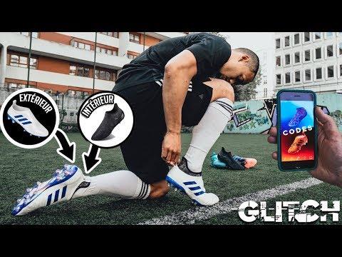 adidas GLITCH | Comment ça marche et comment se procurer cette chaussure de foot ? + CODE