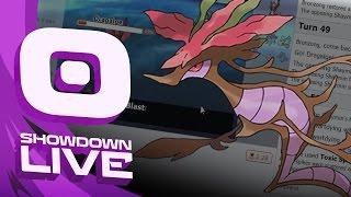 DRAGALGE DROPS DRACOS Pokemon Sun & Moon! RU Showdown Live w/ PokeaimMD! by PokeaimMD