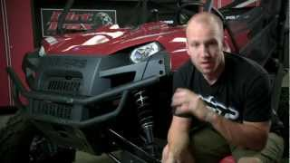 7. Adjusting Suspension On Your UTV