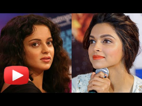 Kangana Ranaut Taunts Deepika Padukone on Award De