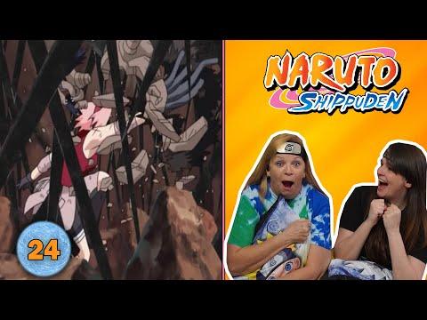 """""""The Third Kazekage""""  naruto shippuden reaction episode 24 naruto reaction"""
