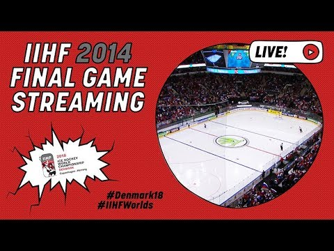 Historic #IIHFWorlds Finals: Russia vs. Finland 2014