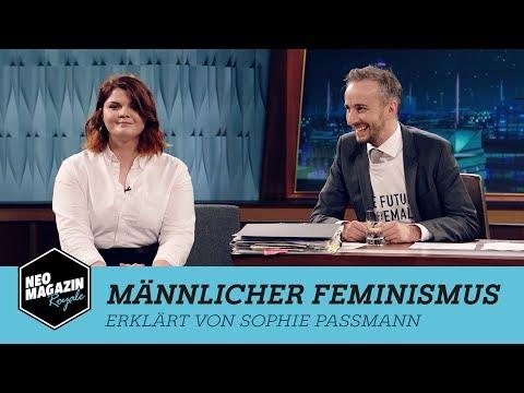 Sophie Passmann erklärt männlichen Feminismus | NEO MAGAZIN ROYALE mit Jan Böhmermann - ZDFneo