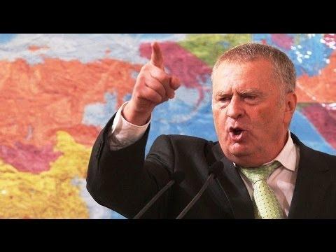Анекдот Жириновского (видео)