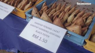 What Can You Buy at a Bazaar Ramadhan for 10 Ringgit? Ep. 1