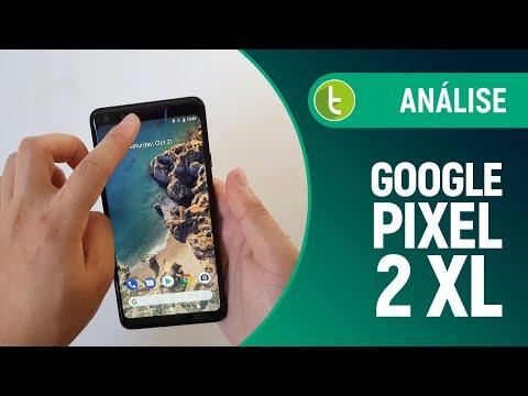 Pixel 2 XL é o smartphone da Google que todos esperavam  Review do TudoCelular