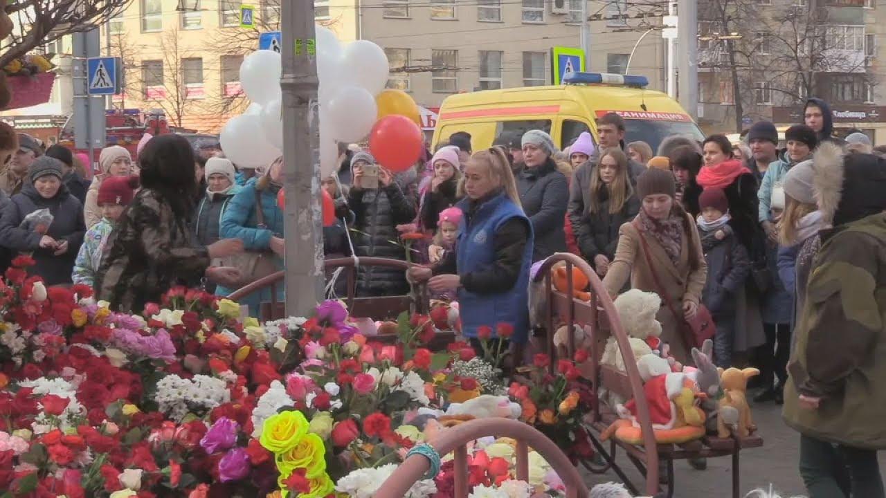 Παιδιά τα περισσότερα θύματα από τη φωτιά σε ρωσικό εμπορικό κέντρο