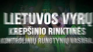 Rungtynių apžvalga: U-16 vaikinų Baltijos taurė: Lietuva - Latvija