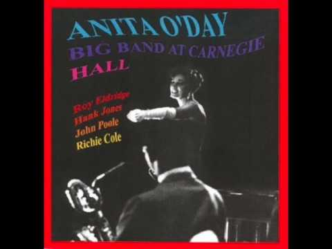 Anita O'Day – Big Band At Carnegie Hall (Full Album)