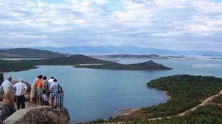 Ayvalik Turkey  City pictures : Seytan Sofrasi / Devil's Table (Şeytan Sofrası), Ayvalik - Turkey