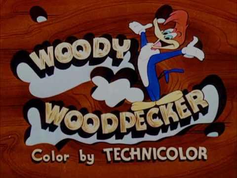 Woody Woodpecker theme
