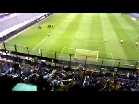 LA 12-La Bicicleta de Shakira y Carlos vives & Si te vas de Enrique Iglesias - La 12 - Boca Juniors