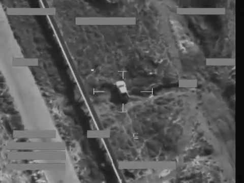 Quand les Tornados de la Royal Air Force frappent l'État Islamique  (vidéo)
