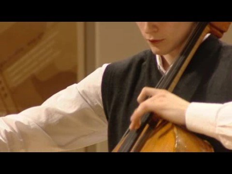 Andreas Brantelid plays Schubert Arpeggione