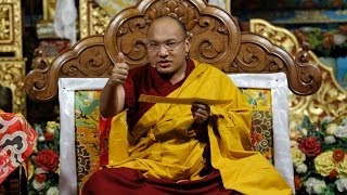 4th Dec, 2013 The One Hundred Short Instructions by the Eighth Karmapa Mikyö Dorje.