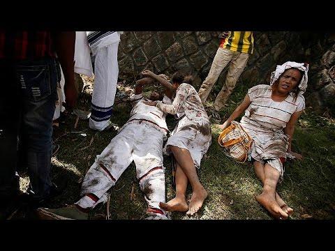 Αιθιοπία: Αντικυβερνητικοί διαδηλωτές ποδοπατήθηκαν σε θρησκευτικό φεστιβάλ