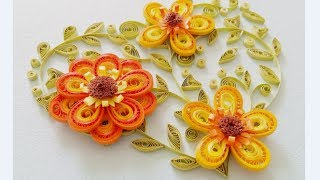 Paper Quilling Heart For Valentine's Day Gift Ideas 7// Quilling  Card Design