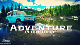 RC Trailblazr - Adventure Is Out There - Bronco/Dodge Canadian Outback Camping - YouTube