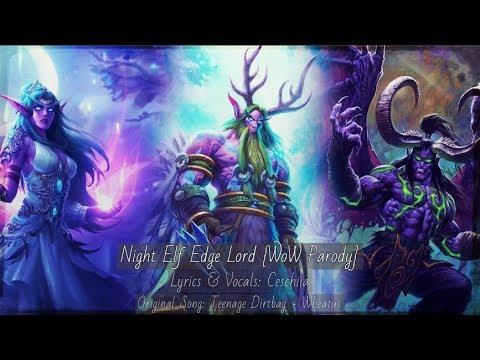 Night Elf Edge Lord