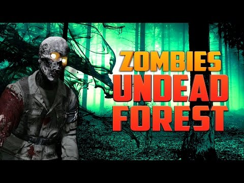 UNDEAD FOREST – GUN GAME SPECIAL ★ Call of Duty Zombies Mod (Zombie Games)