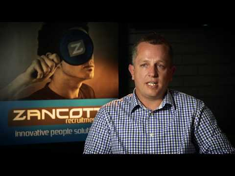 2018 Ethnic Business Awards Finalist – Indigenous in Business Category – Cameron Buzzacott – Zancott Recruitment Pty Ltd