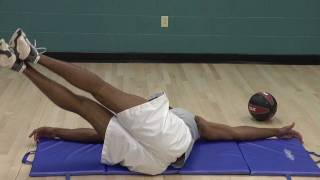 Workout Routines : Back, Waist&Lower Abdomen Toning Exercises